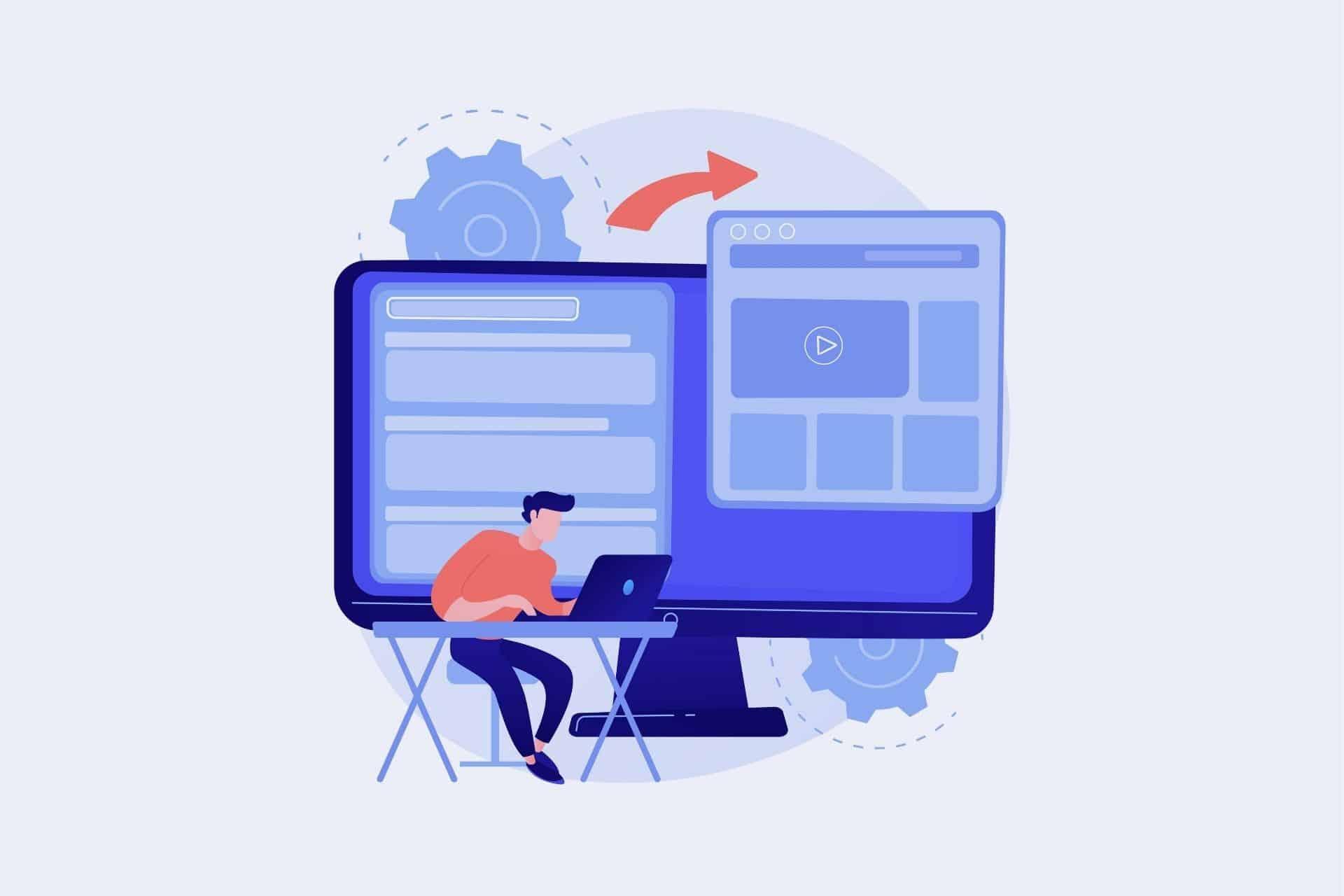 בניית אתר או דף נחיתה בוורדפרס (בדרך כל מבוסס אלמנטור) הינו שלב האחרון בתהליך. ברור שעסק שלך צריך אתר אינטרנט רספונסיבי, מהיר וקל לתפעול יומיומי. בנוסף לזה אנחנו בונים אתרים לפי דרישות של גוגל.